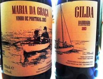 Retro-Friday – Portugal's on trend super-sophisticated Vins de Soif