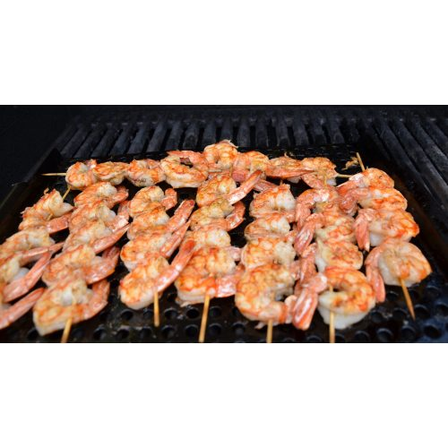 Medium Crop Of How Long To Grill Shrimp