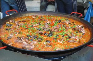 a little paella?