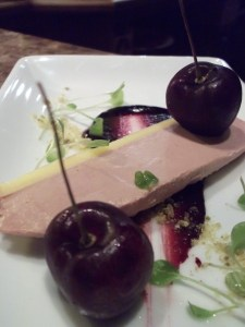 duck parfait