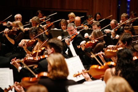 Photo by Benjamin Ealovega, Copyright for LPO RC rehearsals 2009