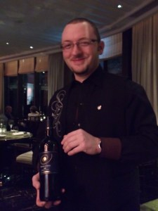 Marco Franchi, sommelier