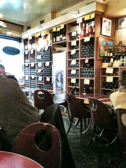 wine shop