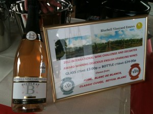 Bluebell Vineyards rose