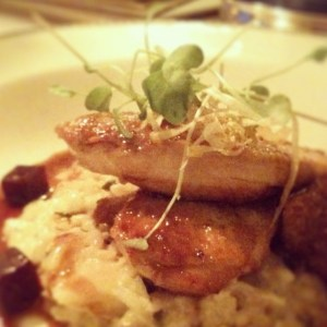 chicken cooked in butter