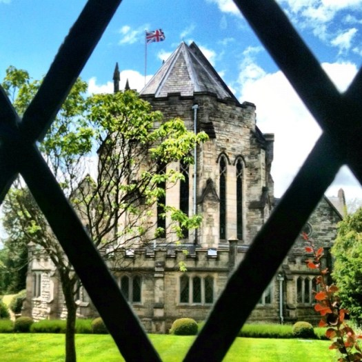 chapel of Ashdown Park
