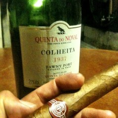 Thursday snapshot – Quinta do Noval 1937 Colheita