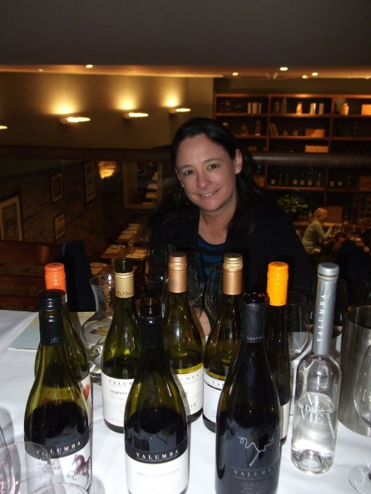 Louisa Rose, Chief Winemaker of Yalumba and her wines