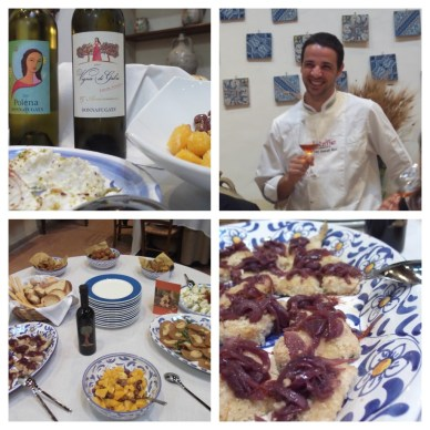 lunch &amp; Chef Emanuele Russo