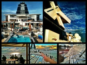 welcome aboard, Celebrity Cruises