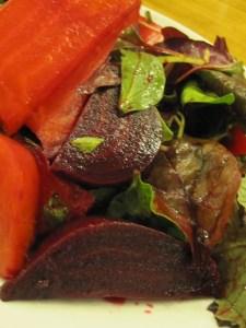 beet root salad