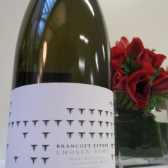 Brancott Estate 2010 Choosen Rows Sauvignon Blanc debut