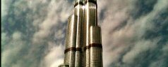 Burj Khalifa, shopping malls and sand dunes, 24 hrs in Dubai