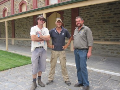 Barossa Winemaker and grape growers