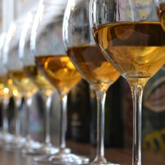 "Sherry ""en rama"", tasting with Beltran Domecq, president of the Sherry Institute"