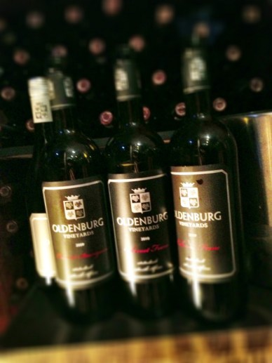 Oldenburg wines
