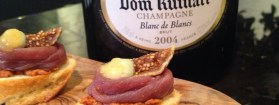 Launch of the 2004 Dom Ruinart Blanc de blanc