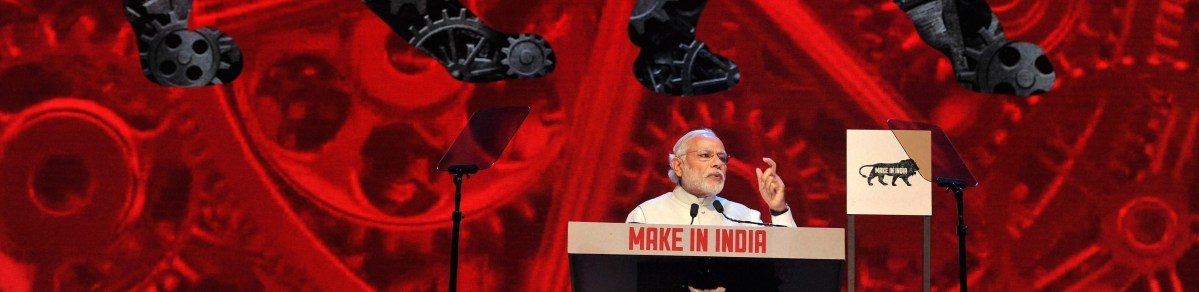 A Closer Look at Modi's Make in India