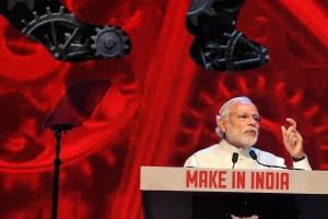 modi make in india cropped