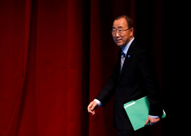 UN chief took Saudis off blacklist over threat to stop funds
