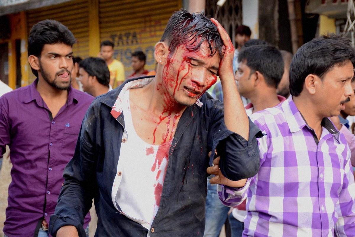 17 Injured in Clashes Between Tripura Tribals, Agartala Locals