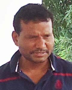 Manish Kunjam, leader of the Communist Party of India in Bastar. Credit: Facebook
