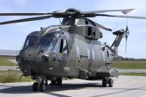 Agusta Westland Chopper SCAM01