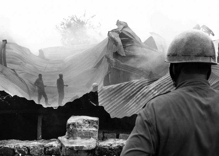 Delhi Firemen