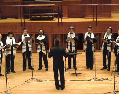 The Spiritual Value Of Jewish Choral Singing