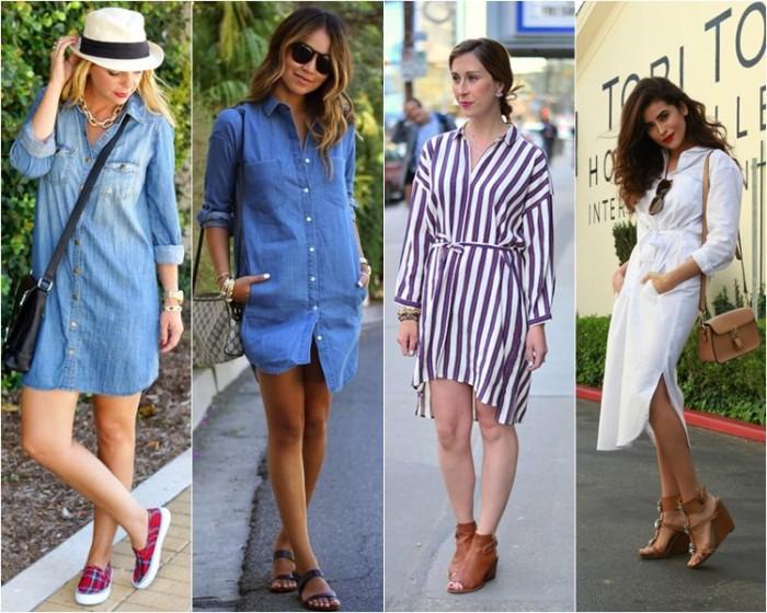 Платья рубашки 2016 фото новинки фото