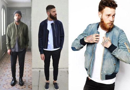 Модные ветровки 2018 мужские фото
