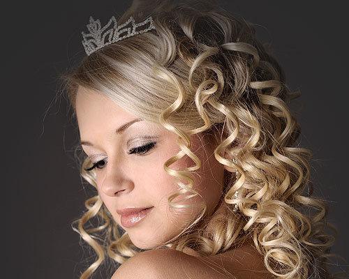 Корона прическа на короткие волосы