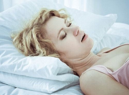 Ангина ребенок храпит во сне
