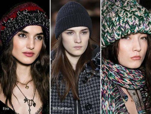 Шапки женские зима 2018 2018 года модные тенденции своими руками 38