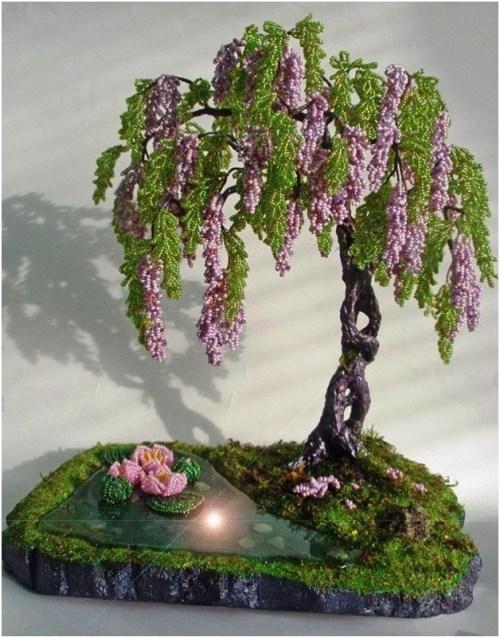 Деревья-из-бисера_2