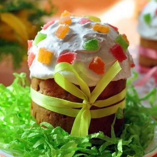 Рецепты вкусных пасхальных куличей - пошаговые рецепты