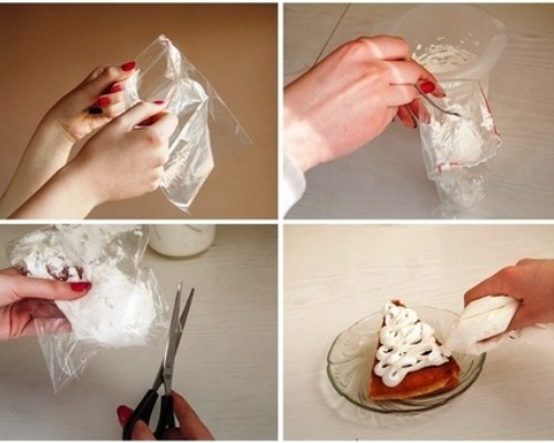 Как сделать своими руками кондитерский пакет