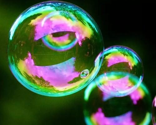 Как сделать нелопающиеся пузыри без глицерина в