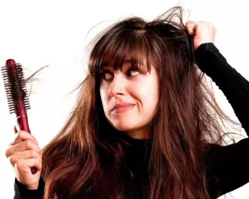 Восстановление обеспеченных волос