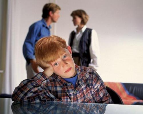Степень влияния на ребенка
