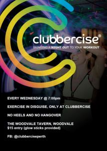 @Clubberciserperth with Dan