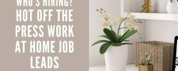 Work From Home Leads