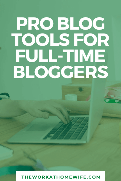We have such great blog tools at our disposal today to improve productivity and profits.