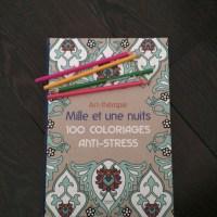 Art thérapie : le coloriage anti stress pour adultes