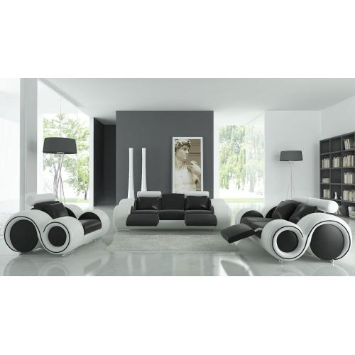 Medium Crop Of Black And White Living Room