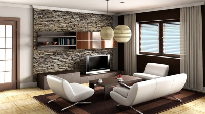 30 Best Living Room Wallpaper Ideas