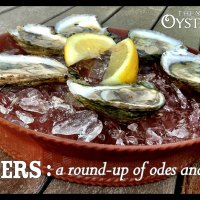 Oysters: A Round-up of Odes and Recipes
