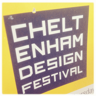 Cheltenham Design Festival 2013 - review