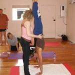 Jenifer Parker teaching