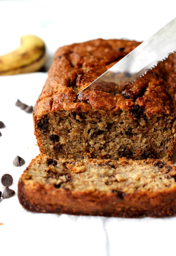 vegan one bowl banana bread ~ the yooper girl